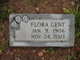 Flora <I>Hand</I> Gent