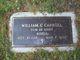 William C Carroll