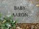 Profile photo:  Baby Aaron