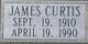 James Curtis Freeling