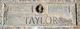 Maymie Irene <I>Ballard</I> Taylor
