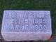 Martha Jane <I>Graves</I> Stites