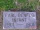 Earl Benfer