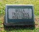 "Victoria Isabella ""Bella"" <I>Wolfgang</I> Troutman"