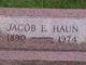 Jacob Everett Haun