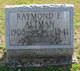 Profile photo:  Raymond Eugene Altman