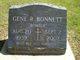 Gene Robert Bonnett