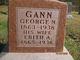 Edith Ann <I>Rader</I> Gann