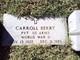 Carroll Berry