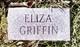 Mary Eliza <I>Elliott</I> Griffin