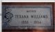 Texana <I>Clark</I> Williams