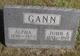 Alpha <I>Middaugh</I> Gann