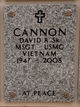 Profile photo:  David Ross Cannon, Sr