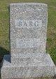 Mary Loretta <I>Hall</I> Barg
