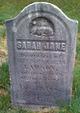 Sarah Jane Lawson