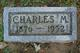 Charles Monroe Eidenier