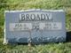 "Ida Mabelle ""Bell"" <I>Spall</I> Broady"
