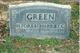Harriet Curlinda <I>Lopeman</I> Green