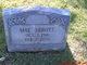 Mae <I>Martin</I> Abbott