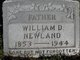 William Dudley Newland
