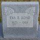 Profile photo:  Eva Rilla <I>Owens</I> Bond