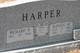 "Profile photo:  Bernice Maxine ""Bern"" <I>Jones</I> Harper"