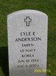 Lyle E. Anderson