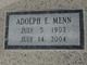 Profile photo:  Adolph E Menn