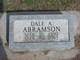 Dale A Abramson