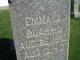 Profile photo:  Emma Agnes <I>Strohacker</I> Roahrig
