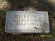 Rev Jefferson Stobaldi Abercrombie
