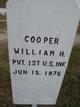 William H. Cooper