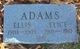 Profile photo:  Ruben Ellis Adams