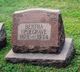 Profile photo:  Bertha <I>Klock</I> Updegrave