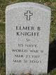 Elmer B Knight