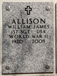 Profile photo:  William James Allison