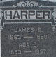 Profile photo:  Ada B. <I>Giltner</I> Harper