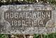 Rosa Estella <I>Marsh</I> Wonn