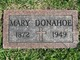 Mary Donahoe