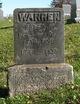 Profile photo:  Caroline <I>Puckett</I> Warren