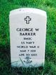 "George William ""Bill"" Barker"