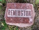 Profile photo:  Remington