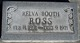 Relva Eliza <I>Booth</I> Ross