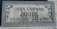 John Chipman Booth