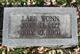 """Lafayette Shellhorn """"Lafe"""" Wonn"""