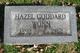 Hazel <I>Goddard</I> Wonn