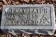 Henry Patch