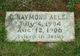 C. Raymond Allen