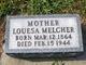 Louesa <I>Niemeyer</I> Melcher