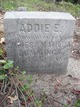 "Profile photo:  Adelaide E ""Addie"" Cummings"